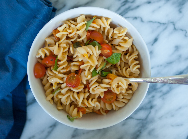 spicy orange tomato sauce