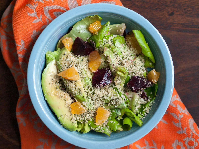 Clementine Beet Salad