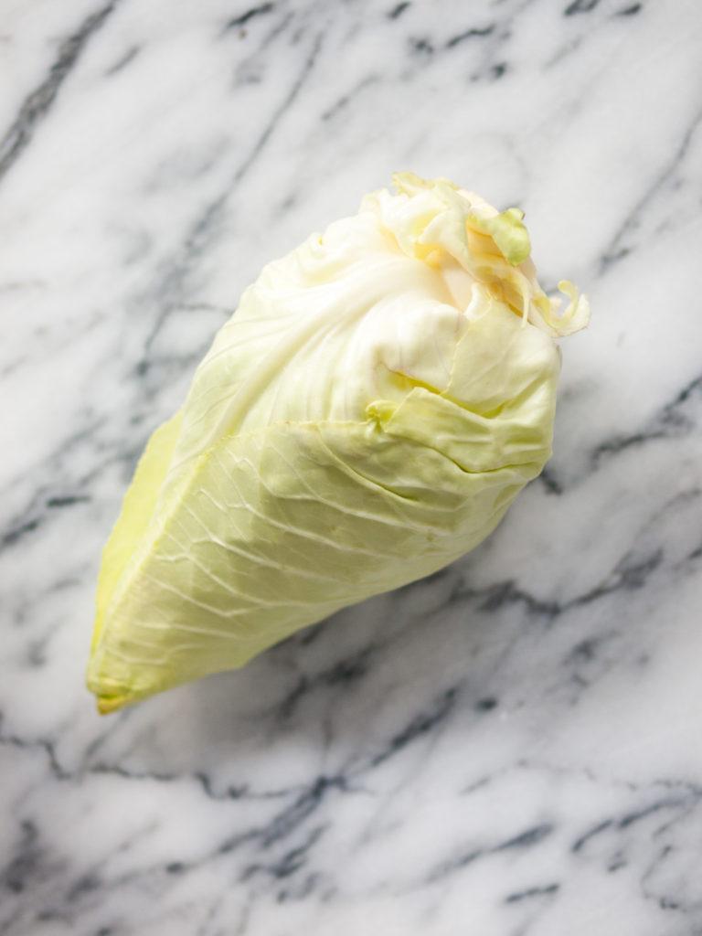 cone cabbage